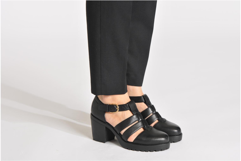 vagabond grace 3928 401 sandals in black at 213584. Black Bedroom Furniture Sets. Home Design Ideas