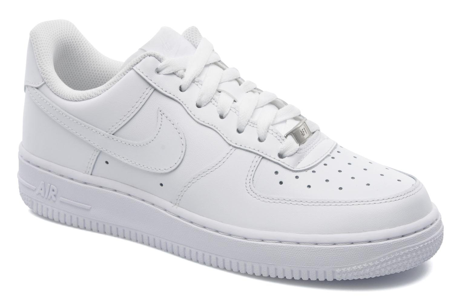 super popular b7b64 e0524 nike air force 1 blancos