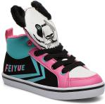 Feiyue Delta Mid Animal 2