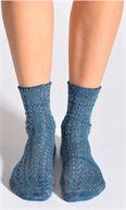 Hop Socks Chaussettes Pointelle wool