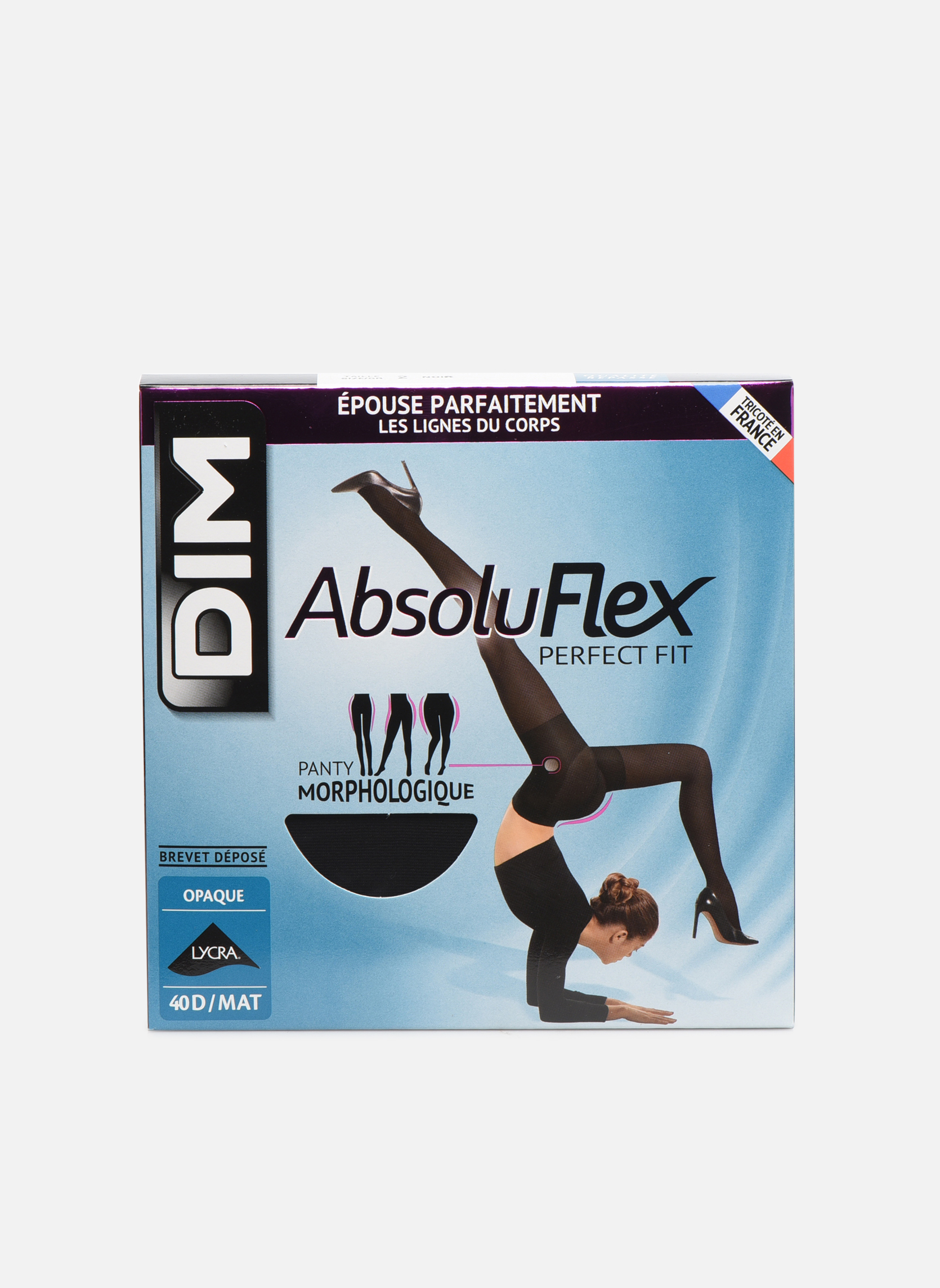 Dim Collant ABSOLU FLEX OPAQUE