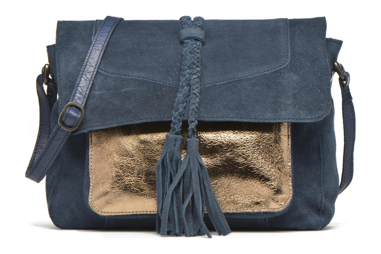 PIXA Suede Crossbody bag