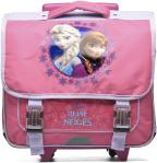 Disney TROUSSE OFFERTE Cartable 38cm Trolley Reine des neiges
