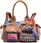 Desigual LONDON MEDIUM HAPPY BAZAR