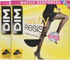 Dim Collant Beauty Resist semi-opaque Pack de 2