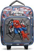 Disney Spiderman -Backpack Trolley