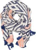 Esprit Ethno jacquard scarf 90x190