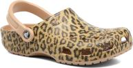 Crocs Classic Leopard III Clog