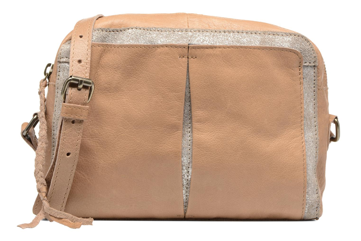 Jace Leather Crossover bag