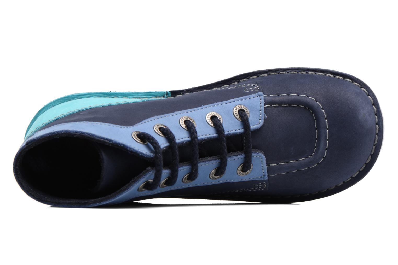 Kick Col marine turquoise