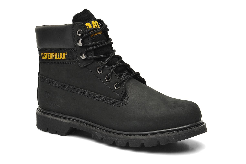 Boots en enkellaarsjes Caterpillar Colorado Zwart detail