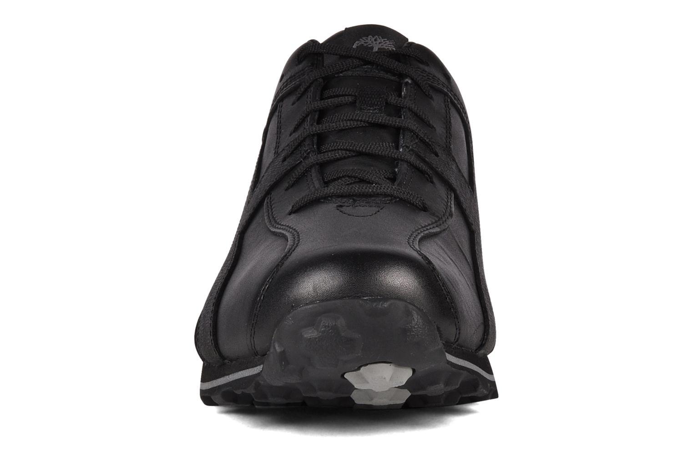 Baskets Timberland Fells Noir vue portées chaussures