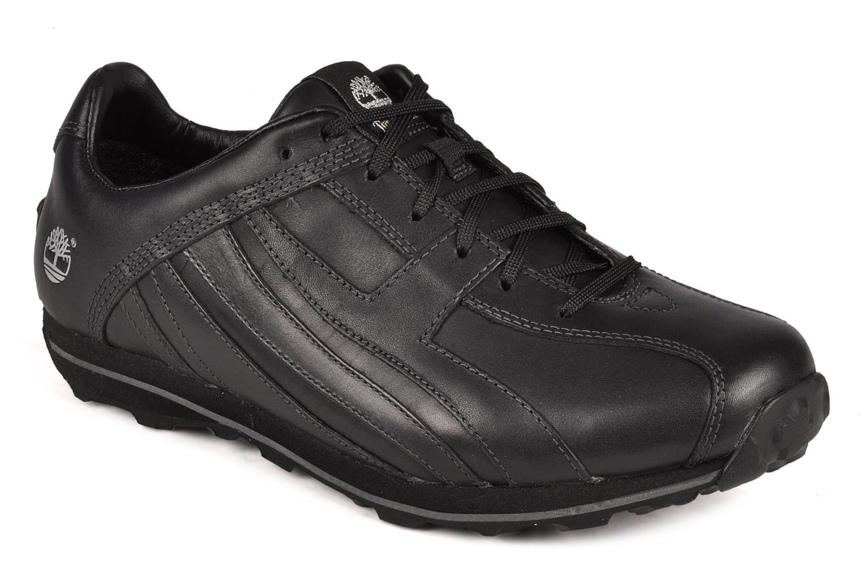 Sneakers Timberland BW Fells FTP Trainer low Zwart detail