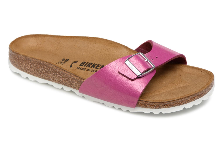 Grandes descuentos últimos zapatos Birkenstock Madrid (Rosa) - Zuecos Descuento