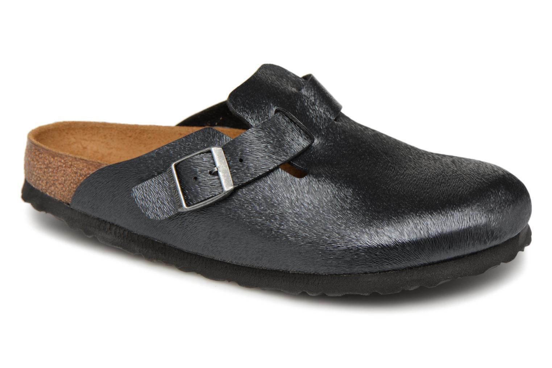Grandes descuentos últimos zapatos Birkenstock Boston (Negro) - Zuecos Descuento