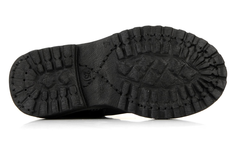 Bottines et boots Stones and Bones Iker Gris vue haut