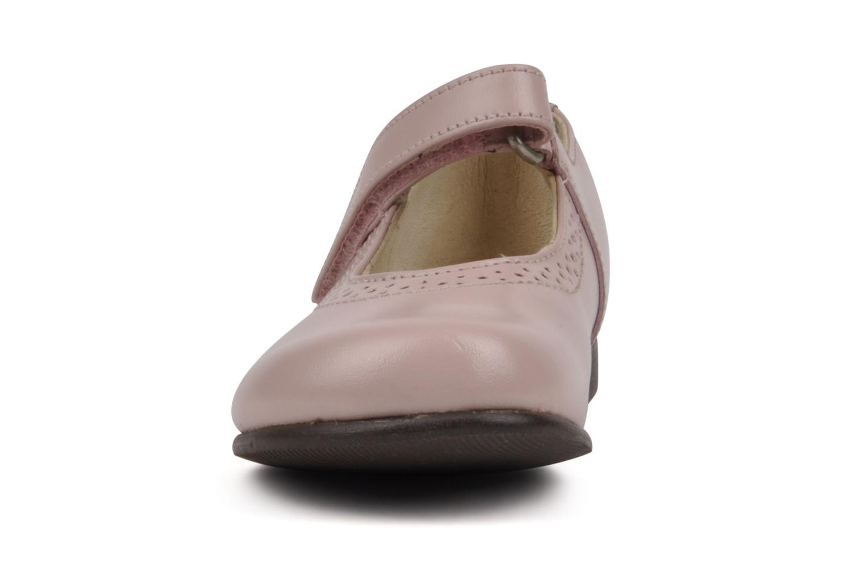 Ballerinas Start Rite Delphine rosa schuhe getragen