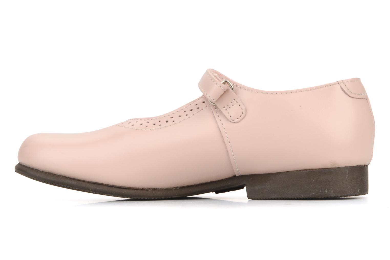Ballerina's Start Rite Delphine Roze voorkant