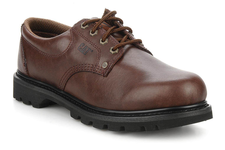 Chaussures à lacets Caterpillar Falmouth Marron vue détail/paire