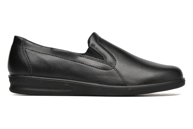 Pantoffels Romika Präsident 88 Zwart achterkant