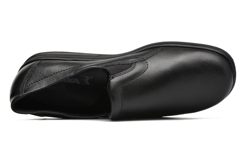 Pantoffels Romika Präsident 88 Zwart links