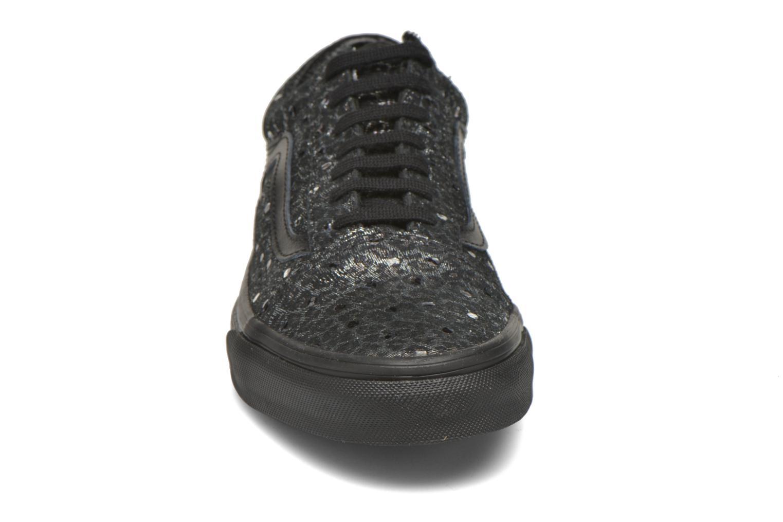 Sneakers Vans Old Skool W Sort se skoene på
