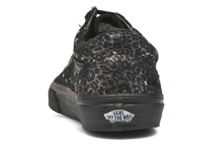 Old Skool W (Metallic Leopard) Black/Black