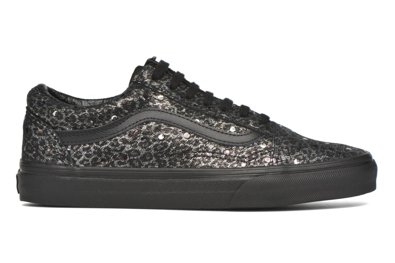 Sneakers Vans Old Skool W Sort se bagfra
