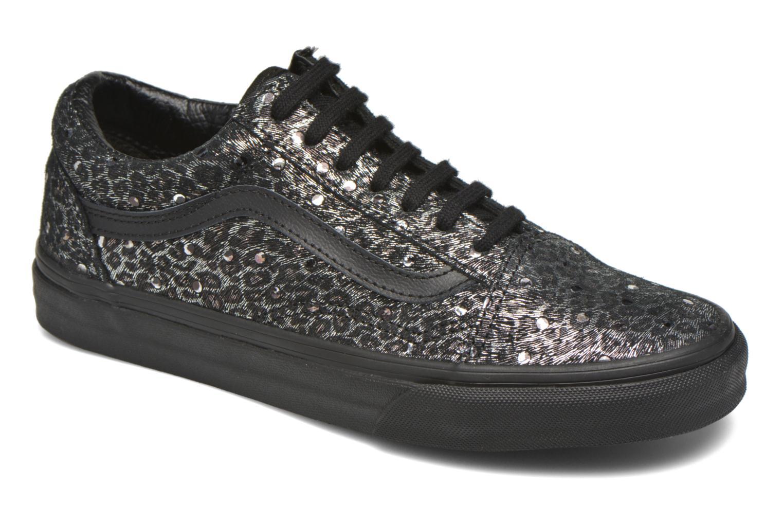 Sneakers Vans Old Skool W Sort detaljeret billede af skoene
