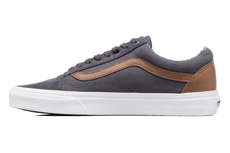 Sneakers Vans Old Skool W Grigio immagine frontale