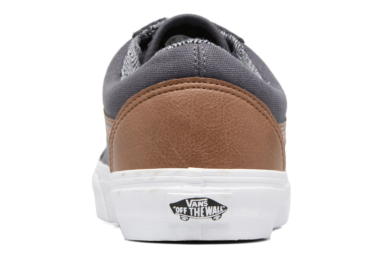 Sneakers Vans Old Skool W Grå Se fra højre