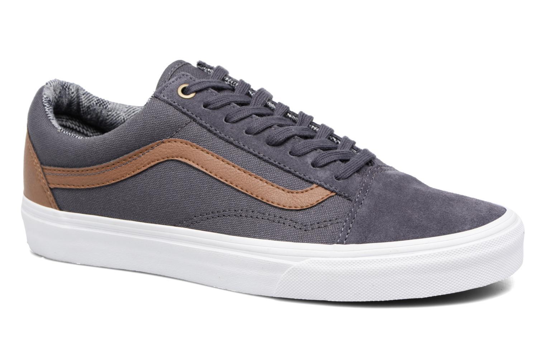 Sneakers Vans Old Skool W Grå detaljeret billede af skoene
