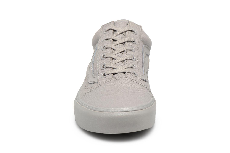 Sneakers Vans Old Skool W Grå bild av skorna på