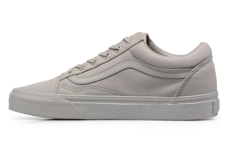 Sneakers Vans Old Skool W Grå bild från framsidan