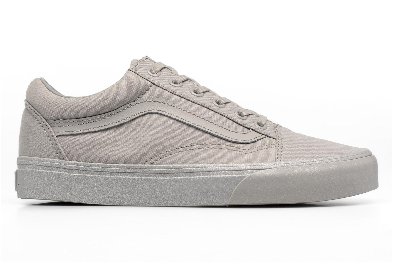 Sneakers Vans Old Skool W Grijs achterkant