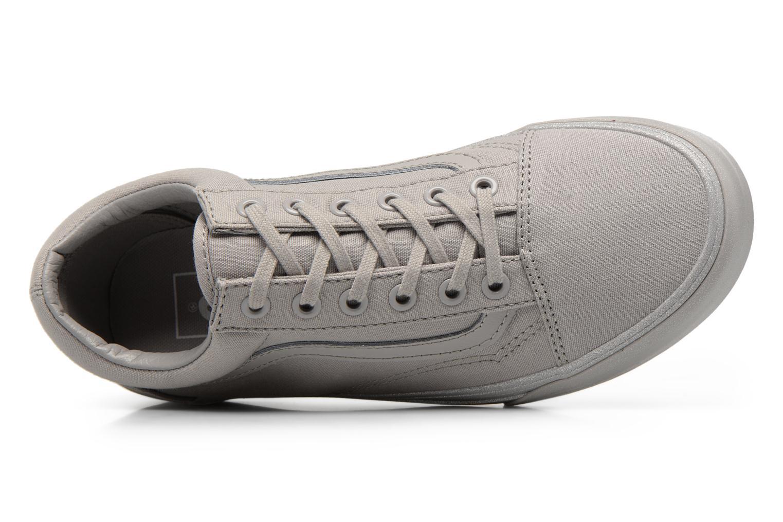 Sneakers Vans Old Skool W Grå bild från vänster sidan