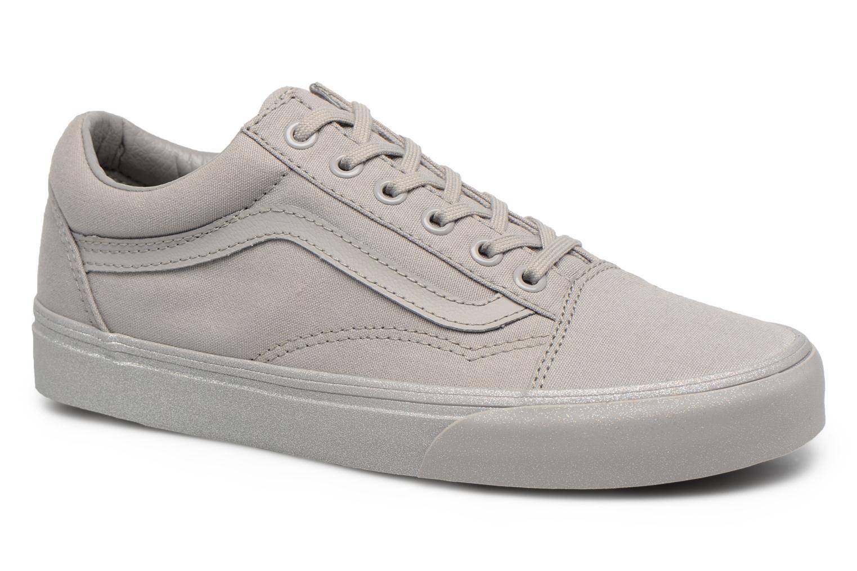 Sneakers Vans Old Skool W Grå detaljerad bild på paret