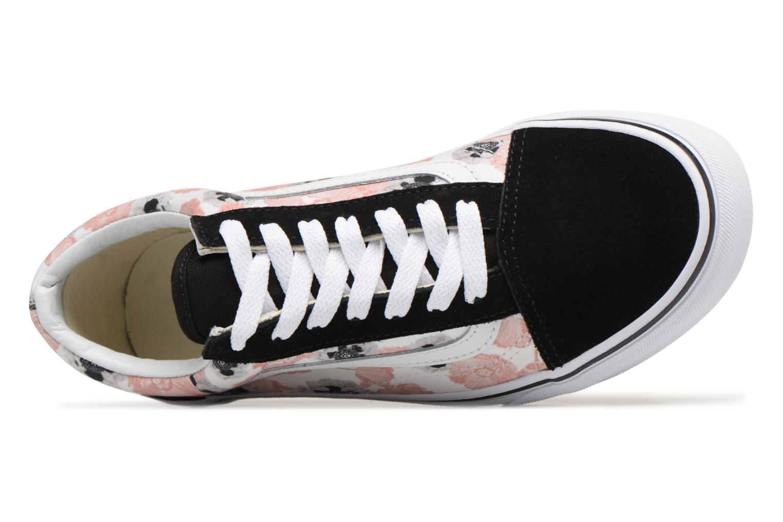 Sneakers Vans Old Skool W Zwart links