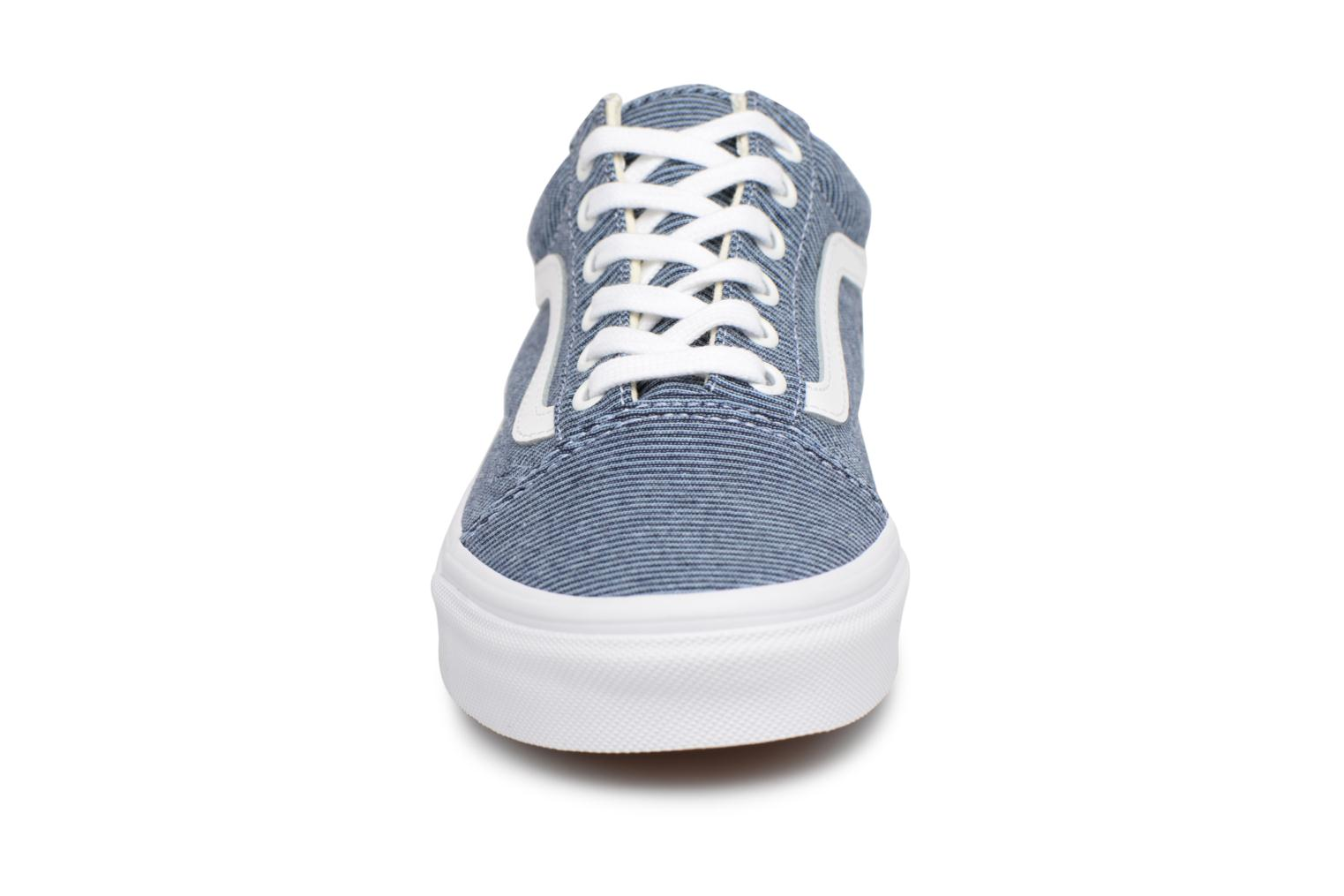 Sneakers Vans Old Skool W Blauw model
