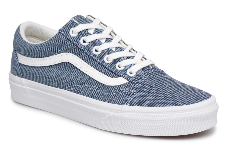 Vans Old Skool W Bleu 10zNroxqg7