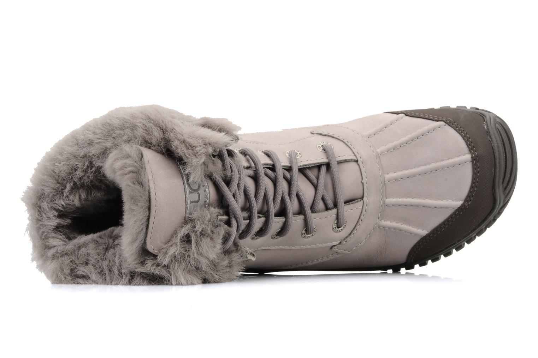 Boots en enkellaarsjes UGG Adirondack Grijs links