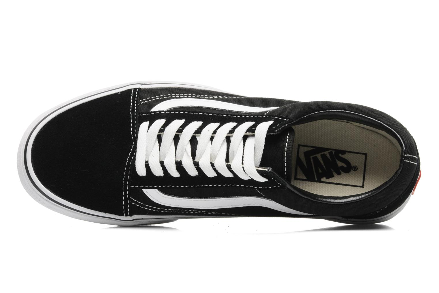 Sneakers Vans Old Skool Zwart links