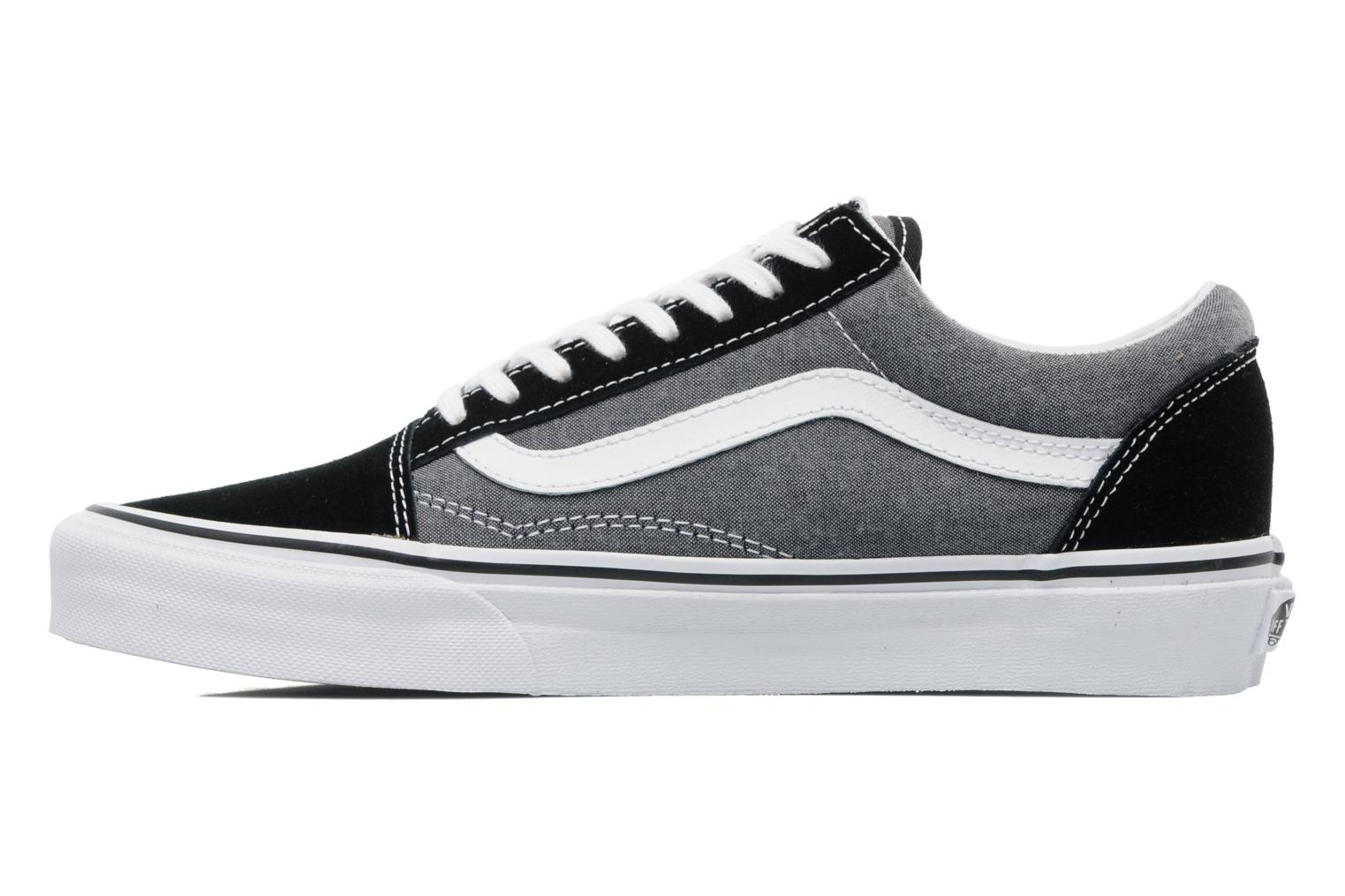 Sneakers Vans Old Skool Sort se forfra