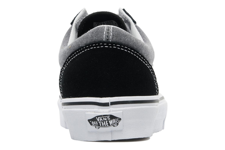 Sneakers Vans Old Skool Sort Se fra højre
