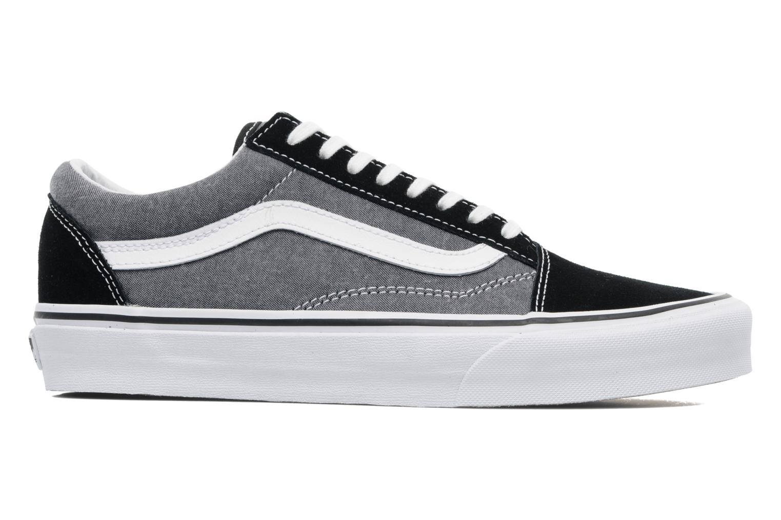 Sneakers Vans Old Skool Sort se bagfra