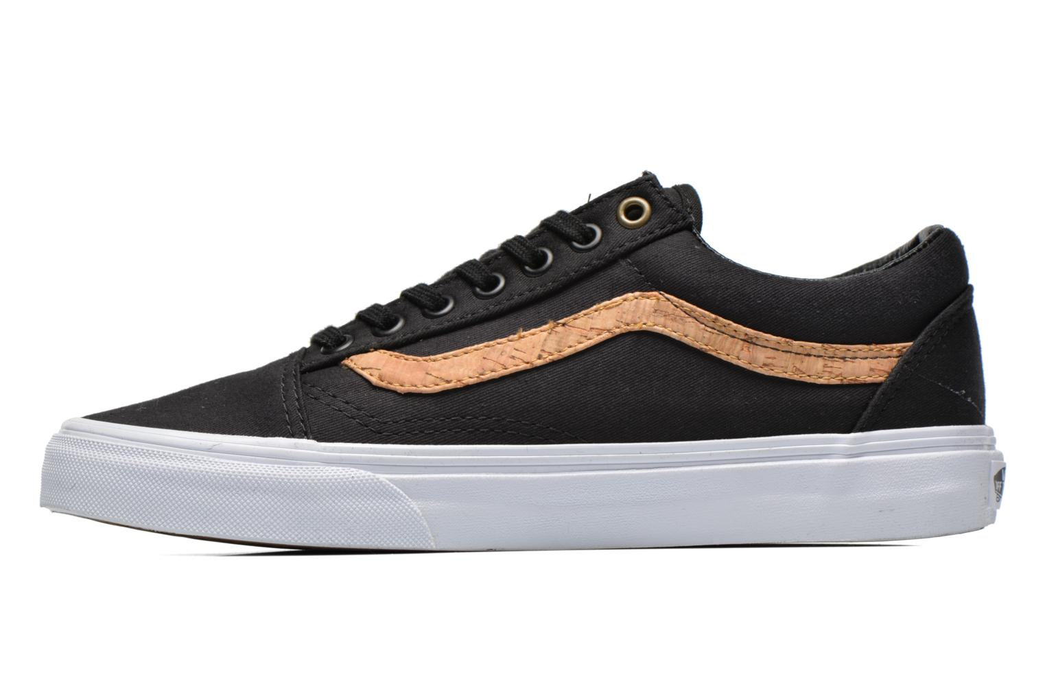 Old Skool (Cork Twill) black