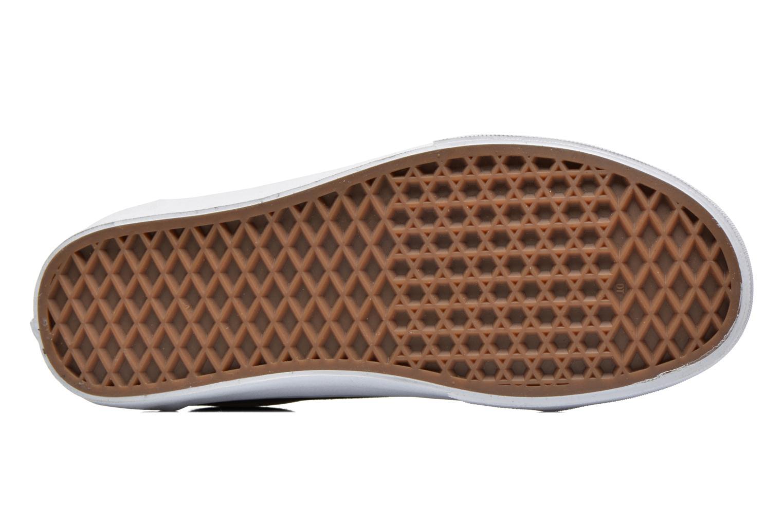 Sneaker Vans Old Skool schwarz ansicht von oben