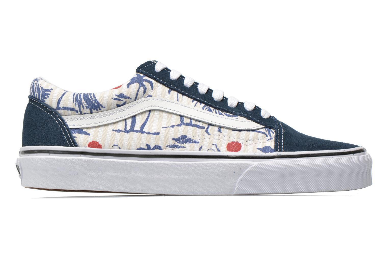 Sneakers Vans Old Skool Beige achterkant