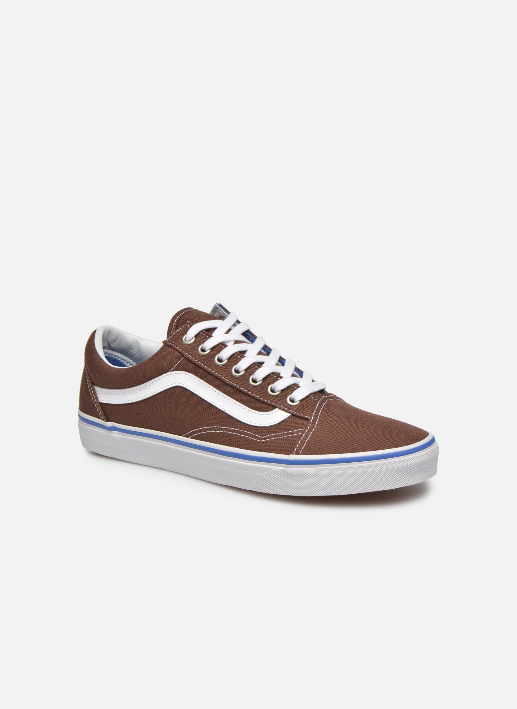 Trainers Vans Old Skool Brown detailed view/ Pair view