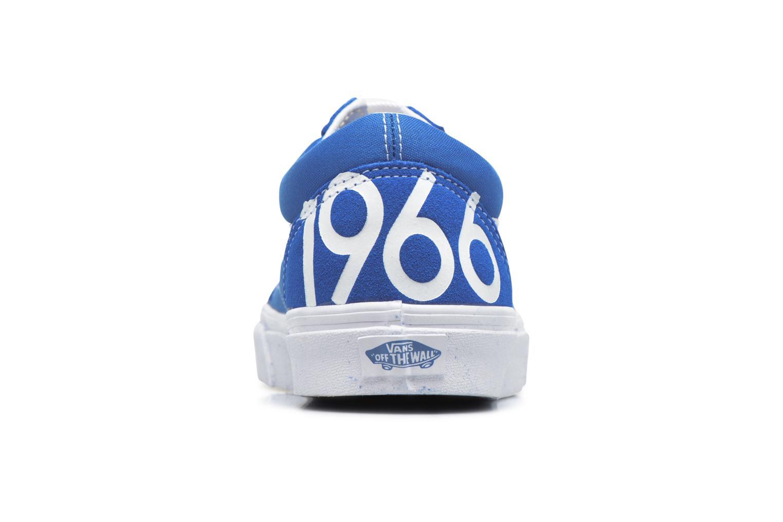 Sneakers Vans Old Skool Blå Bild från höger sidan